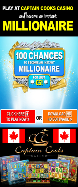 Claim your 100 INSTANT CHANCES TO BECOME A MILLIONAIRE FOR JUST €5 NOW!
