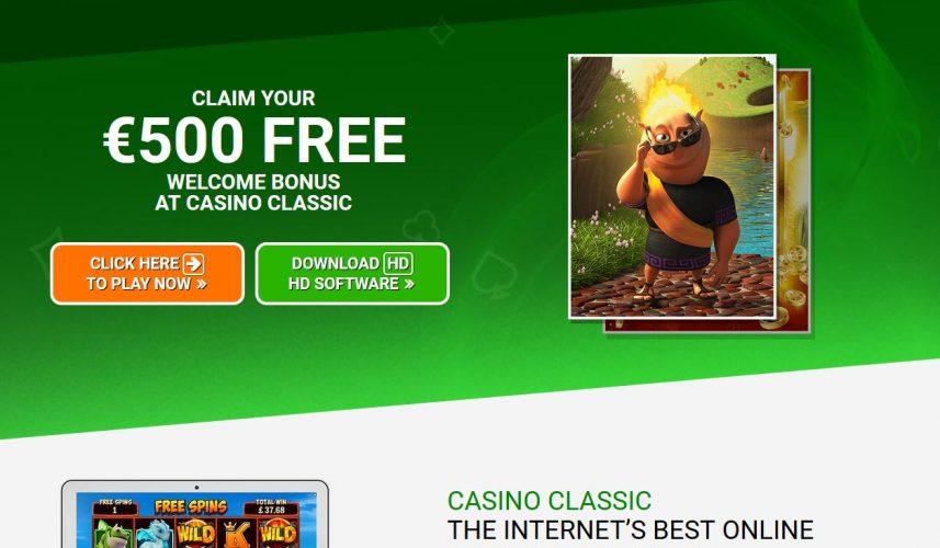 Online slot sign up bonus