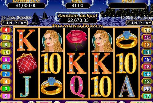 Diamond Dozen Slots Free Play & Real Money Casinos