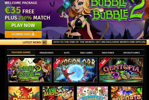 Grand fortune casino instant play