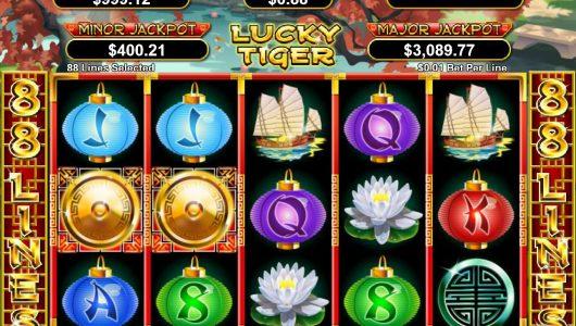 Lucky Tiger