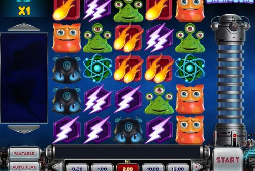 Energoonz Slot