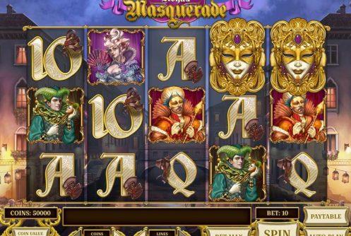 Royal Masquerade Slot - Play Online for Free