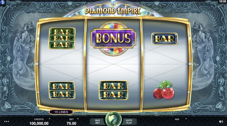 Diamond-Empire Winner