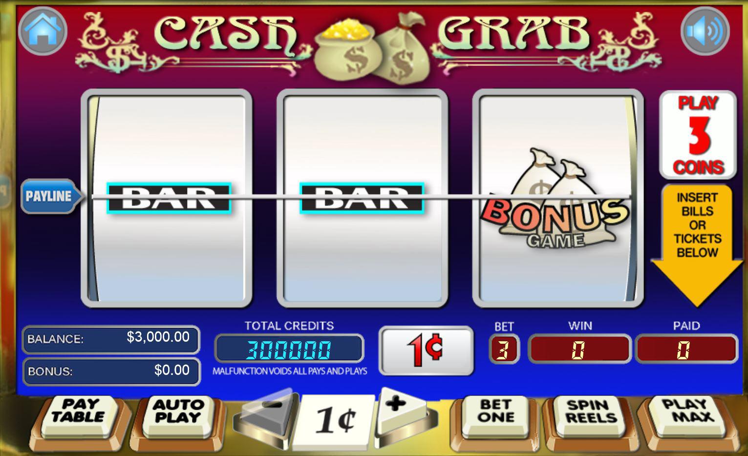 Grab Money Slot