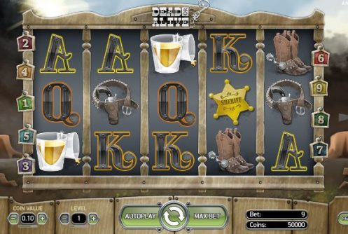 Dead or Alive Slots Free Play & Real Money Casinos