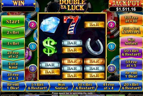 Double Ya Luck