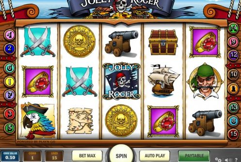 Jolly Rogers Jackpot Slot - Play Now with No Downloads