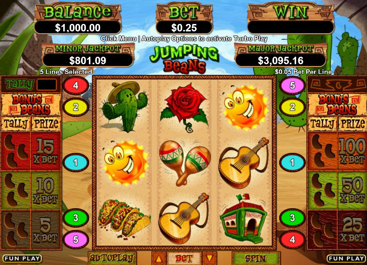 Spiele Jumping Beans - Video Slots Online
