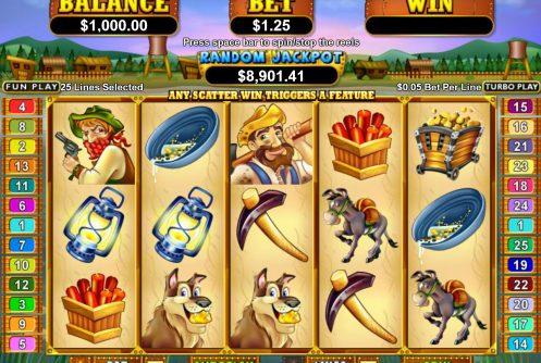 Pay Dirt Slots - Free Play & Real Money Casino Slots