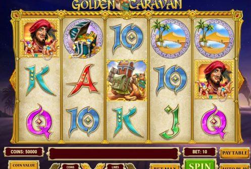Golden Caravan Slot