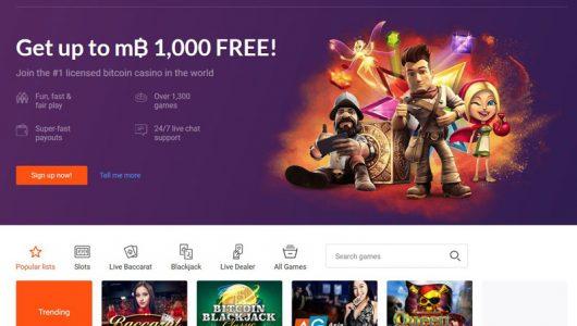 BitCasino - Bitcoins Online Casino
